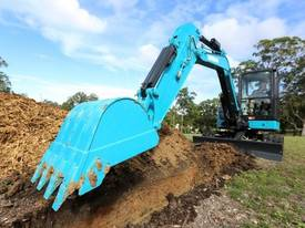 2020 NEW AIRMAN AX55U-6 EXCAVATOR : 5.5 ton Cabin or Canopy model - picture2' - Click to enlarge