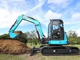 2020 NEW AIRMAN AX55U-6 EXCAVATOR : 5.5 ton Cabin or Canopy model - picture0' - Click to enlarge
