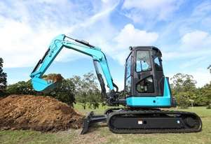 2020 NEW AIRMAN AX55U-6 EXCAVATOR : 5.5 ton Cabin or Canopy model