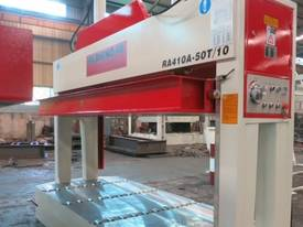 SINGLE AND MULTI DAYLIGHT HOT PRESSES  - picture2' - Click to enlarge