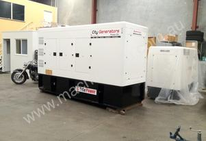 150KVA Generator Set Powered by a Cummins ® engine