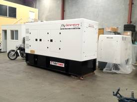 150KVA Generator Set Powered by a Cummins � engine - picture0' - Click to enlarge