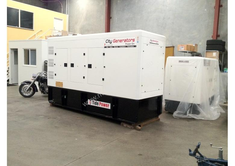 150KVA Generator Set Powered by a Cummins � engine