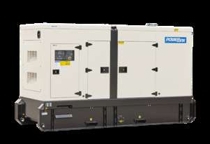 250KVA Generator Set Powered by a Cummins ® engine