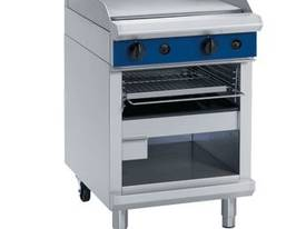 Blue Seal Gas Griddle Toaster - 600 Wide