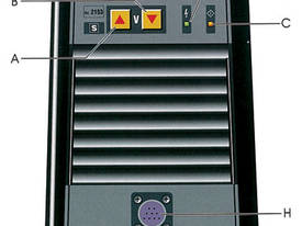 CEBORA Power Spot 5500 Welder - picture2' - Click to enlarge
