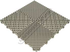 Grey Industrial Flooring Tiles - Workshop QTY 25 Per Pack Covers 4 Square Metres - picture0' - Click to enlarge