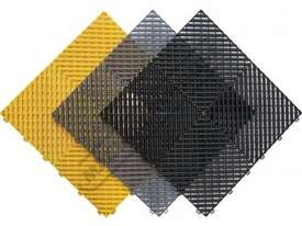 Grey Industrial Flooring Tiles - Workshop QTY 25 Per Pack Covers 4 Square Metres - picture3' - Click to enlarge