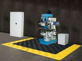 Grey Industrial Flooring Tiles - Workshop QTY 25 Per Pack Covers 4 Square Metres - picture9' - Click to enlarge