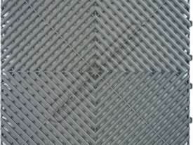 Grey Industrial Flooring Tiles - Workshop QTY 25 Per Pack Covers 4 Square Metres - picture2' - Click to enlarge