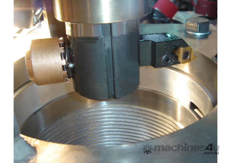 THREADING DIAMETERS from 100mm to 300mm