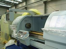 Ajax 460 x 1400mm Teach-In Flat Bed CNC Lathe - picture7' - Click to enlarge