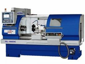 Ajax 460 x 1400mm Teach-In Flat Bed CNC Lathe - picture11' - Click to enlarge