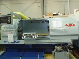 Ajax 460mm Swing Taiwanese Teach-In Flat Bed CNC Lathe - picture2' - Click to enlarge