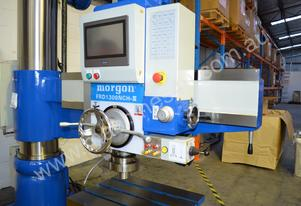 Ajax Touch Screen Automatic Radial Drills
