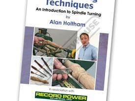RPDVD06 Woodturning Techniques DVD - Introduction