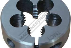 T905 HSS Button Die - Metric M5 x 0.8mm