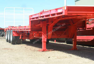 Freightmore   Drop Deck Trailer