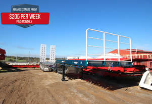 2019 Brand New Freightmore Drop Deck Trailer Finance Starts from 205 p/w