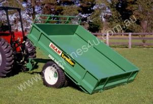 No. 3 Mechanical 3 Tonne Capacity Dual Wheel Farm