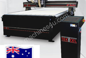 Tekcel M Series 3600x1800 CNC Router-Australian Made