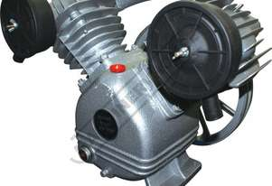 C12 Air Compressor Head  Twin Cylinder
