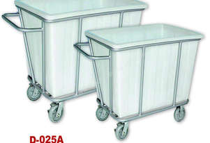 Tcs D-025B Small Laundry Cart