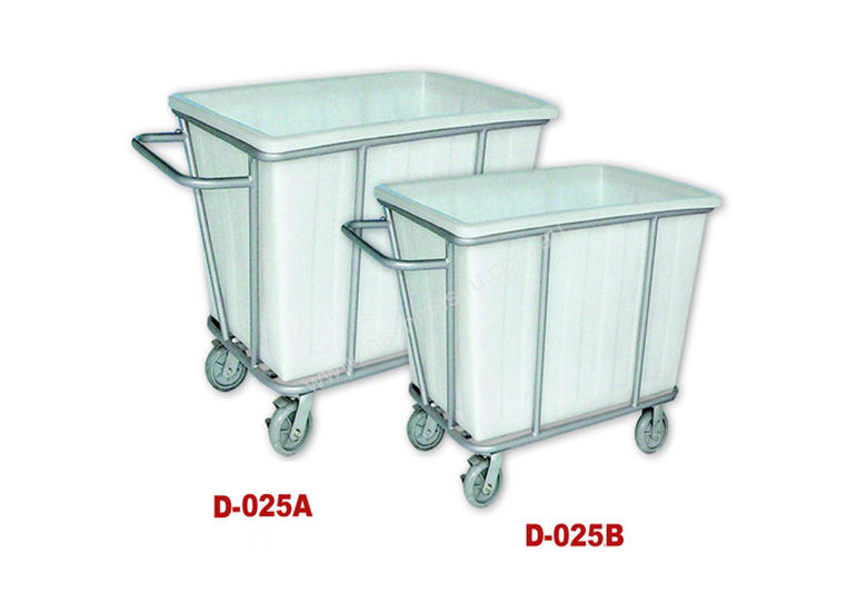 D-025B Small Laundry Cart