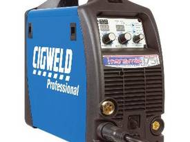 Cigweld WeldSkill 135 Portable Welding Machine - picture0' - Click to enlarge