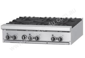 Garland GF36-2G24T Restaurant Series 2 burner Combination Range With Standard Oven