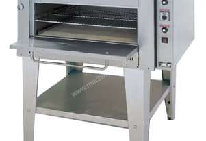 Goldstein E236-300 Electric Single Pizza & Bake Oven - Drop Down Door