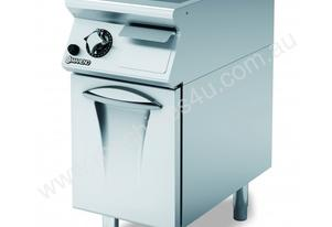 Mareno ANFT7-6ELC Smooth Chromed Fry Plate