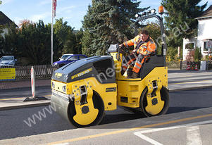 Bomag BW138AD-5 - Steered Tandem Rollers