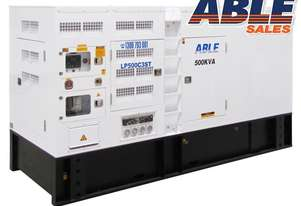 550 kVA 415V Diesel Generator - Cummins Powered