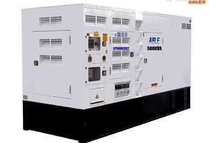 550 kVA Diesel Generator 415V - Cummins Powered Stamford Alternator