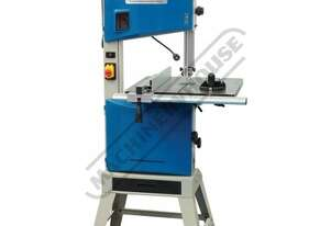 BP-360 Wood Band Saw 2 Blade Speeds - 370 & 800m/min 340mm Throat Depth x 225mm Height Capacity
