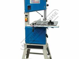 BP-360 Wood Band Saw 340mm Throat x 225mm Height C