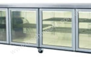 Skope 4 Door Underbar Fridge CL800