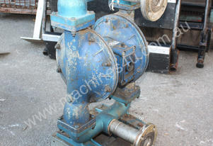 "2"" aluminium S20 double diaphragm pump"