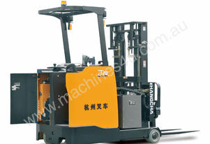 J Series 1.5-2.0T Stand-on Reach Truck