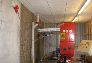 Expanded Polystyrene EPS Screw Compactor by RUNI - DENMARK