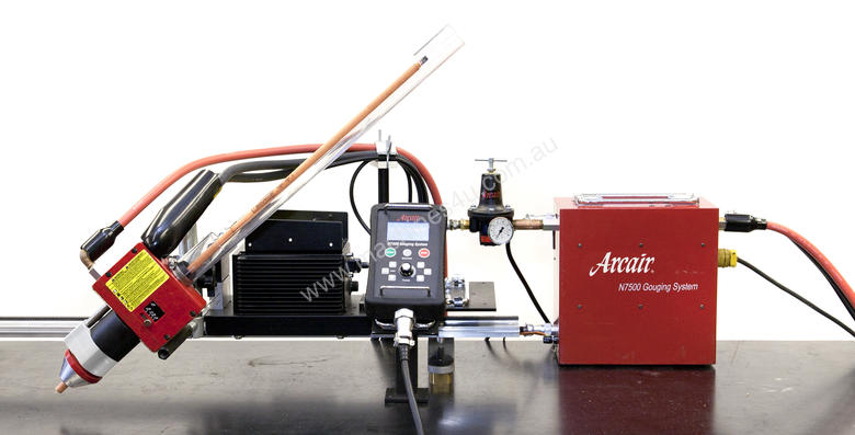 New 2016 Arcair N7500 Self Guided Cutting and Welding ...