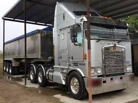 Kenworth K104 & Lusty Alloy Semi Tipper - picture0' - Click to enlarge