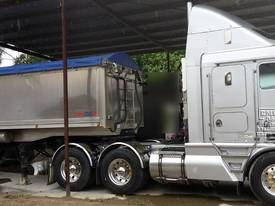 Kenworth K104 & Lusty Alloy Semi Tipper - picture1' - Click to enlarge