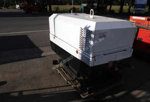 Ingersoll Rand 7/41 150cfm , isuzu powered ,