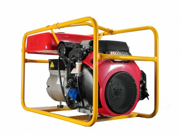 10,000W GENERATOR WITH BATTERY