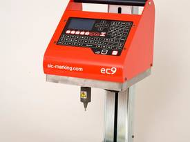 ec9 dot peen marking machine