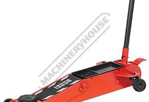 ARMGT2 Professional Low Profile Hydraulic Trolley Jack - Steel 2000kg (2 Tonne) Low Profile 95 ~ 470