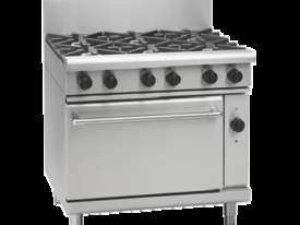 Waldorf 800 Series RN8610GEC - 900mm Gas Range Electric Convection Oven - picture1' - Click to enlarge