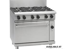 Waldorf 800 Series RN8610GEC - 900mm Gas Range Electric Convection Oven - picture0' - Click to enlarge